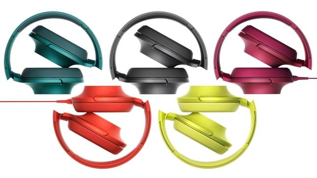Sony ear on KeyVisual