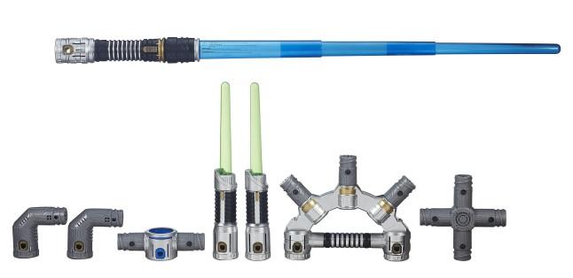 Star Wars BladeBuilders Jedi Master Lightsaber from Hasbro®