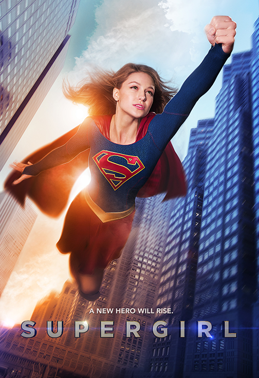 Photo Credit: Melissa Benoist stars in Warner Bros. Television's SUPERGIRL, debuting Mon, Oct 26, at 8:30/7:30c on CBS, then airing Mondays at 8/7c. ((c) 2015 Warner Bros. Entertainment Inc. All Rights Reserved.)