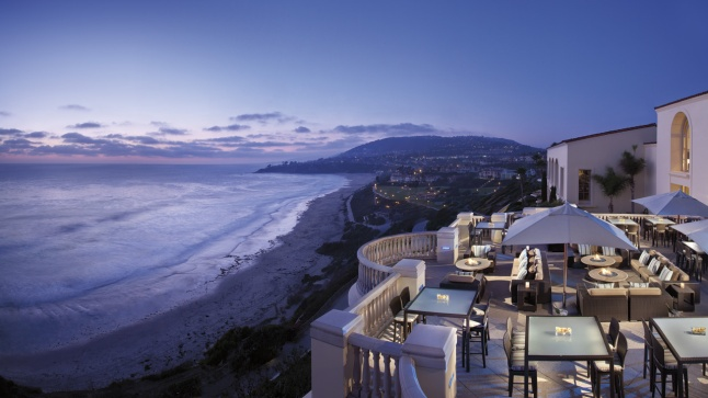 The breathtaking California coast at The Ritz-Carlton, Laguna Niguel