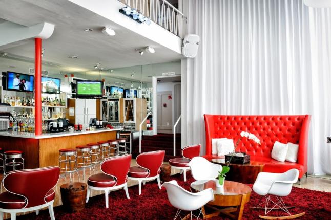The Catalina Hotel & Beach Club - Main Lobby