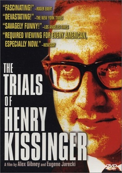 THE TRAILS OF HENRY KISSINGER