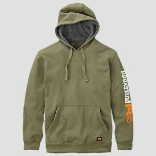 Timberland PRO® Hood Honcho Sweatshirt (Burnt Olive)