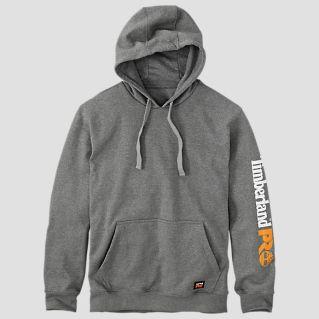 Timberland PRO® Hood Honcho Sweatshirt (Charcoal Heather)
