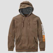 Timberland PRO® Hood Honcho Sweatshirt (Dark Brown)