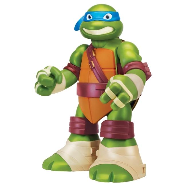 Teenage Mutant Ninja Turtles Giant Leonardo Playset from Playmates Toys®