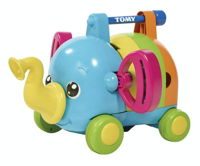 TOMY Toddler Toys Jumbo Jamboree (TOMY)