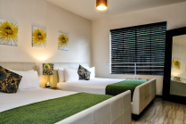 Tradewinds Residential Apartments & Hotel - Bedroom