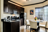 Tradewinds Residential Apartments & Hotel - Stainless Steel Kitchen