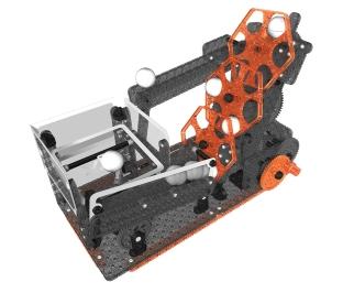 VEX Robotics Hexcalator Ball Machine (HEXBUG)