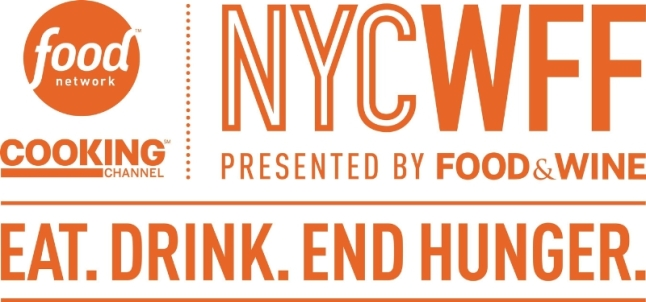 The Food Network & Cooking Channel New York City Wine & Food Festival presented by FOOD & WINE takes place October 15 - 18, 2015. (PRNewsFoto/Food Network & Cooking Channel..)