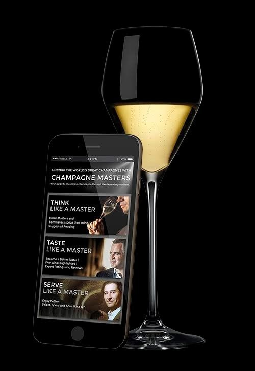 Champagne Masters (PRNewsFoto/Moet Hennessy USA)