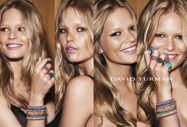 David Yurman Launches Holiday 2015 Campaign