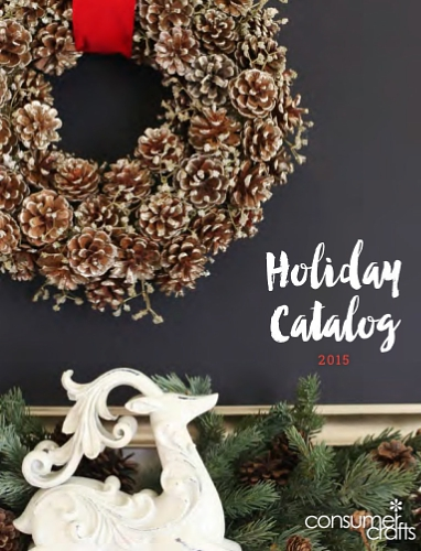 Gifts for Every Crafter in the 2015 Digital Holiday Catalog from ConsumerCrafts (PRNewsFoto/ConsumerCrafts)