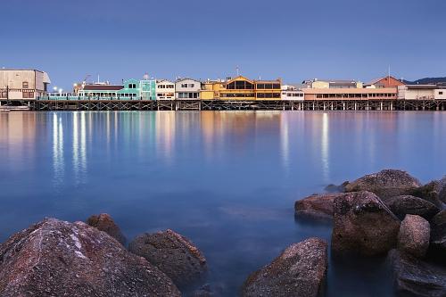 Booking.com Reveals The Top 7 Emerging Food Capitals In The US - Monterey, California (PRNewsFoto/Booking.com)