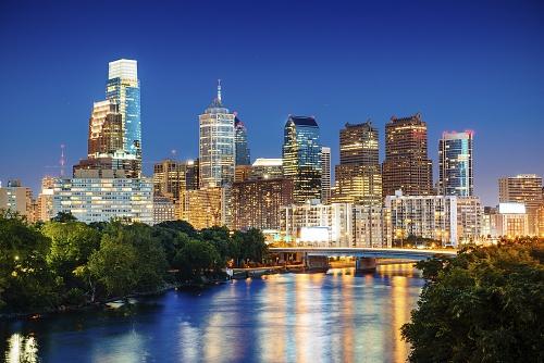 Booking.com Reveals The Top 7 Emerging Food Capitals In The US - Philadelphia, Pennsylvania (PRNewsFoto/Booking.com)