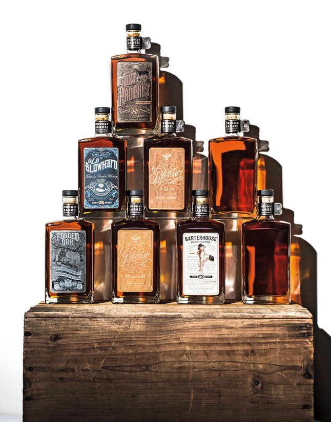 Visit the legendary Stitzel-Weller Distillery in Kentucky for barrel hunting, tasting and creating unique Orphan Barrel variants to be hand-bottled and labeled exclusively for you and five bourbon-curious friends.