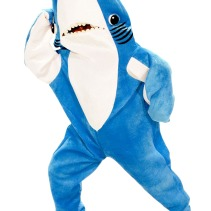 Adult - Katie Perry Left Shark Costume