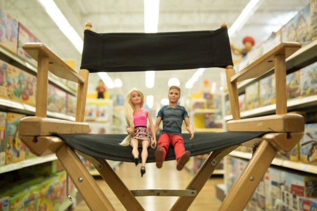 Barbie & Ken Chair