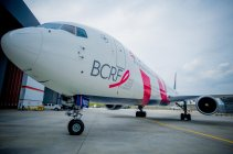 Images of the BCRF plane on Septeber 20, 2015. © 2015, Chris Rank, Rank Studios