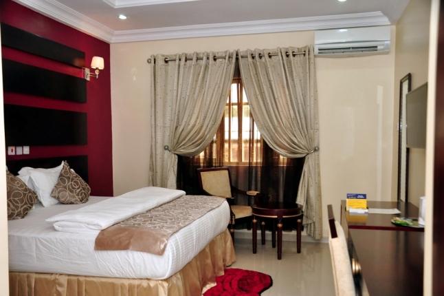 Best Western Meloch Hotel Awka Nigeria - Deluxe Room