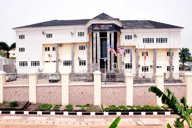 Best Western Meloch Hotel Awka Nigeria - Exterior