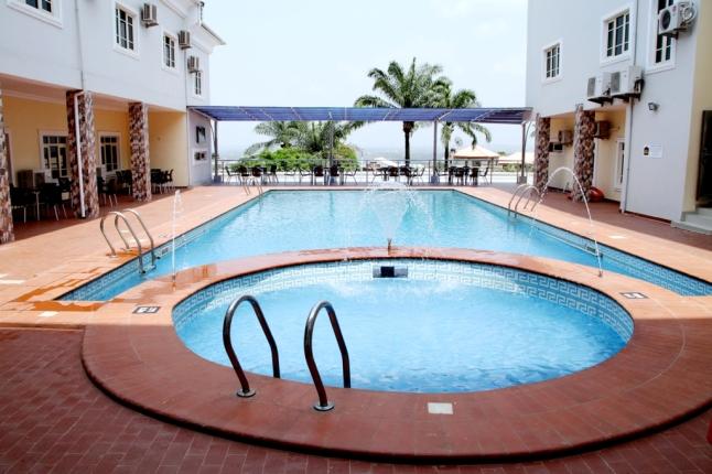 Best Western Meloch Hotel Awka Nigeria Pool