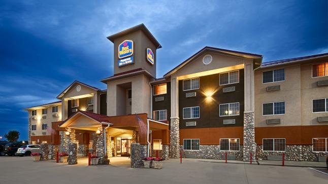 Best Western PLUS Washington, MO Hotel Exterior