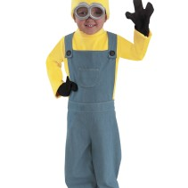 Child - Minions Deluxe 'Bob' Jumpsuit