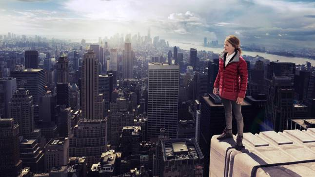 Cole Haan x Mountain Hardwear ZerøGrand Lifestyle Collection - Angie Payne