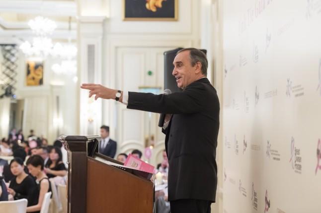 Christie's Asia Pacific Chairman, Francois Curiel