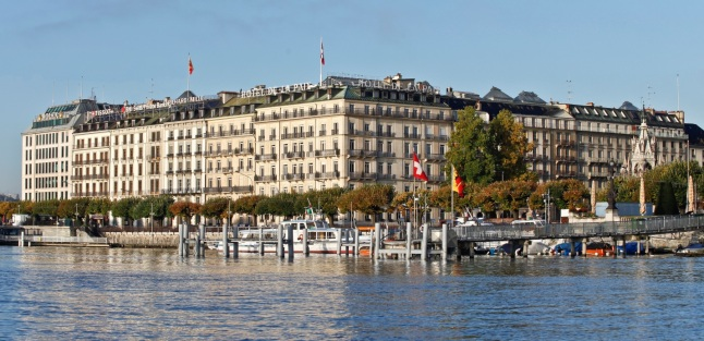 The Hotel De la Paix, built in the center of Geneva in 1865, after signing becoming a partner hotel with  The Ritz-Carlton Hotel Company L.L.C., and following an extensive renovation, will reopen as The Ritz Carlton Hotel de la Paix Geneva.