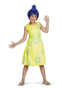 Inside Out 'Joy' Classic Costume