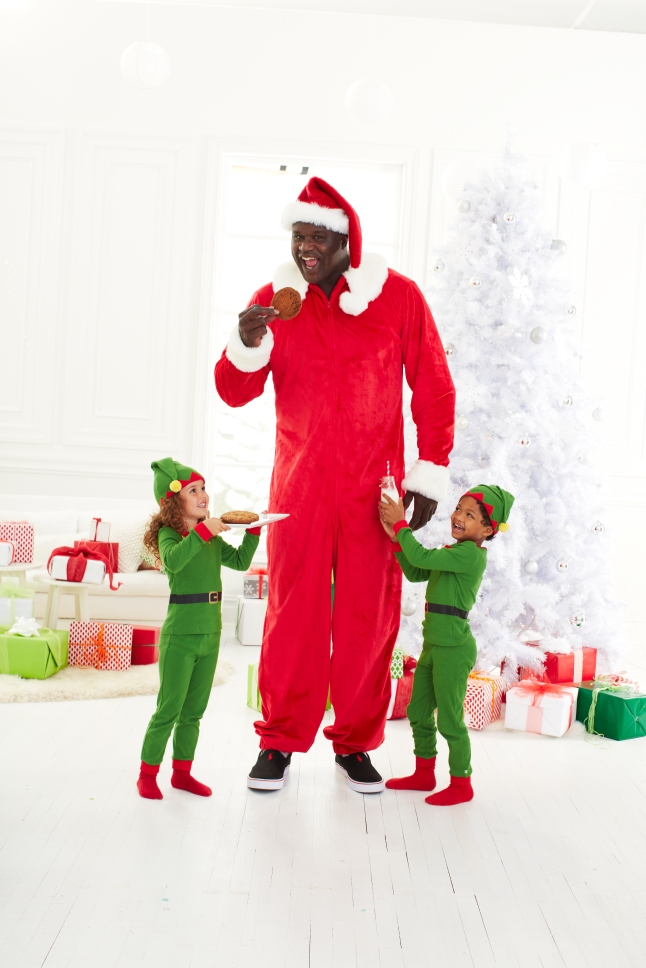 #PlayItForward with Shaq-A-Claus and #GivingTuesday