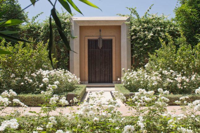 Mandarin Oriental Marrakech exterior
