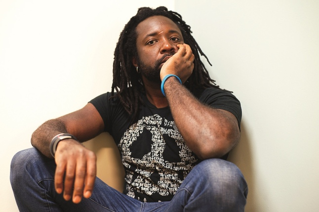 Marlon James Author of A Brief History of Seven Killings, Winner of the 2015 Man Booker Prize for Fiction
