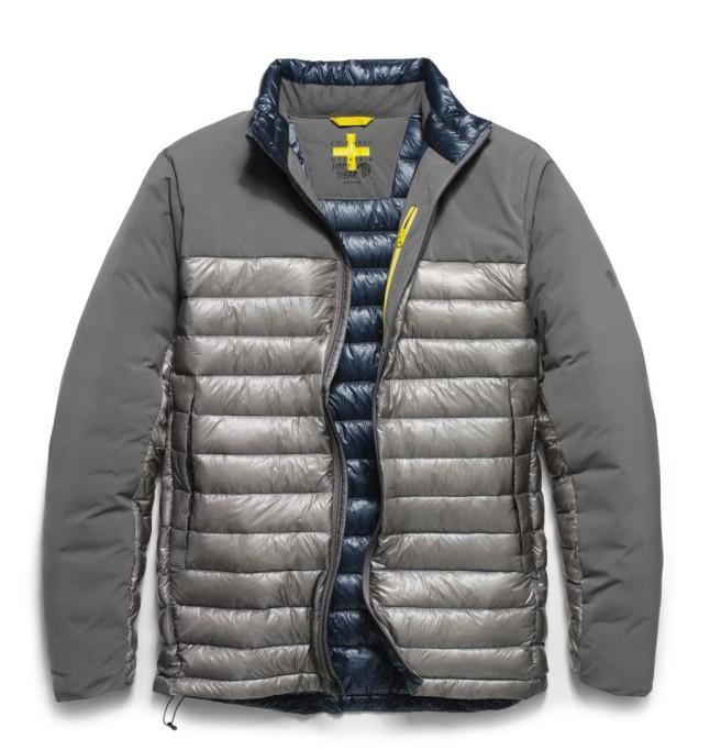 Men's ZerøGrand™ Commuter Jacket in Titanium, $475