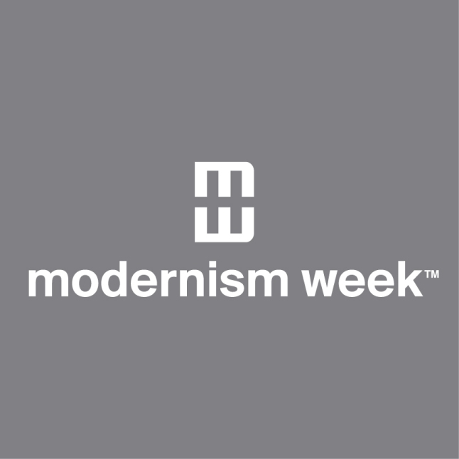 Modernism Week logo