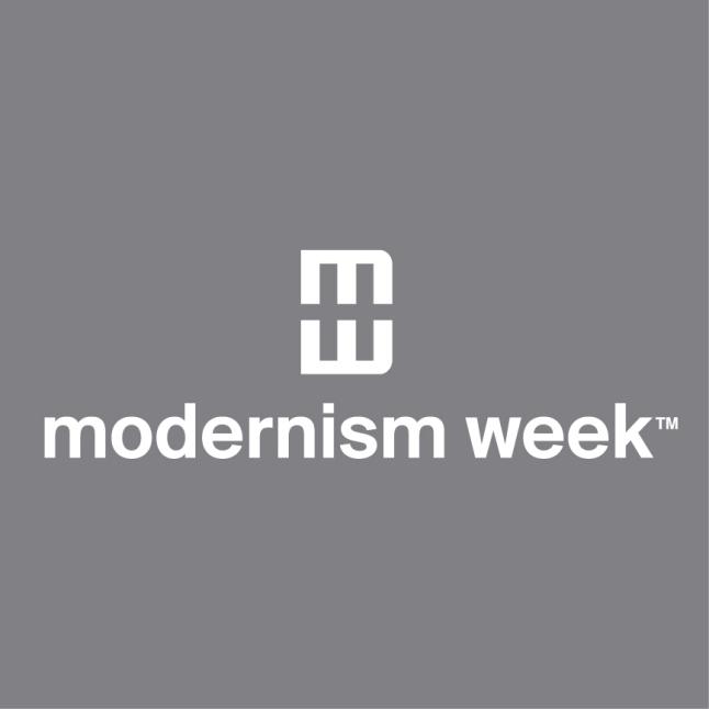 Modernism Week logo
