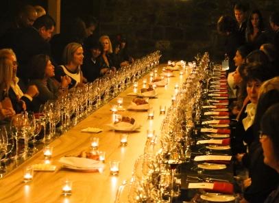 NVFF Winemaker Filmmaker Dinners (Credit Bob McClenahan)