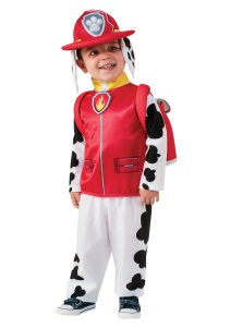 Paw Patrol Marshall Child Costume