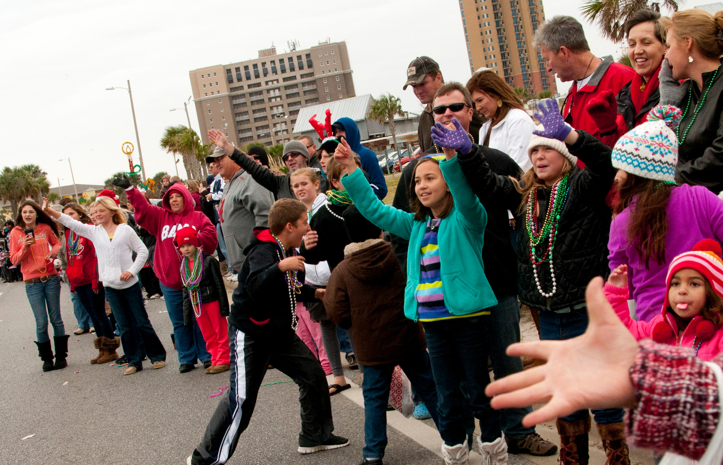 Holiday Travel: Visit Pensacola Invites Travelers to its Snow ...