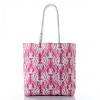 Pink Lobster Cure Tote