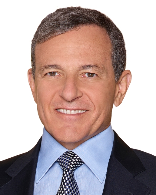 Robert A. Iger, Chairman and Chief Executive Officer, The Walt Disney Company (Courtesy of the Walt Disney Company)