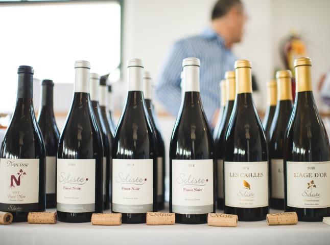 Soliste Bottle Line up
