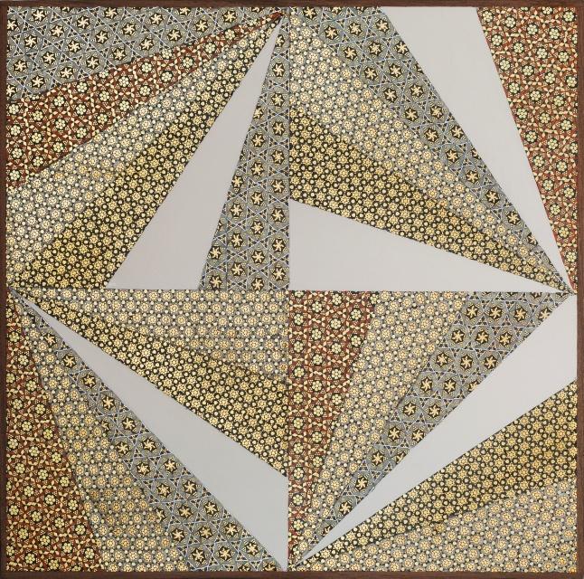 Lawrie Shabibi, Farhad Ahrarnia, Intuitive Notion of a Rotation, 2015. Courtesy The artist and Lawrie Shabibi