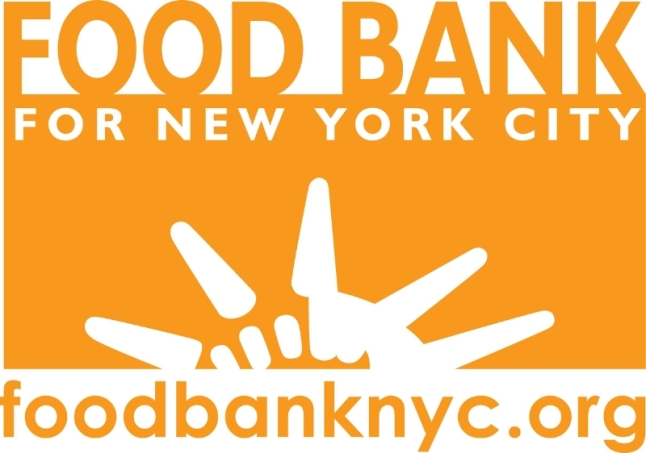 Food Bank For New York City Logo (PRNewsFoto/Food Bank For New York City)