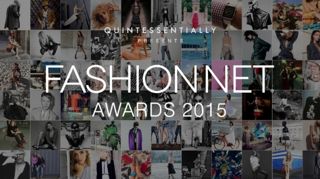 FASHION NET Awards 2015 (PRNewsFoto/FASHION NET)