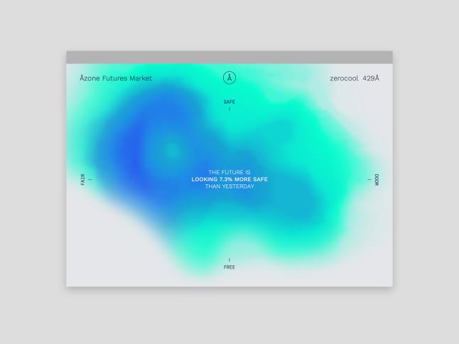 Åzone Futures Market Screenshot of Basic Index Design: Studio Folder © Solomon R. Guggenheim Foundation, New York