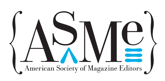 Image result for American Society Magazine Editors logo